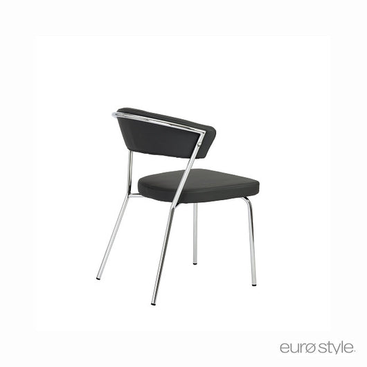 Euro Style Draco Side Chair - Set of 4