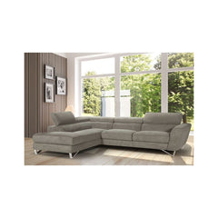 J&M Furniture Sparta Sectional Sofa - Fabric