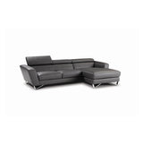 J&M Furniture Sparta Mini Sectional Sofa