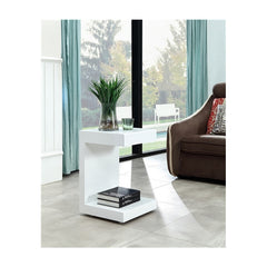 Casabianca  Lino Side Table