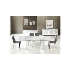 Casabianca Astor Dining Table - Porcelain Top