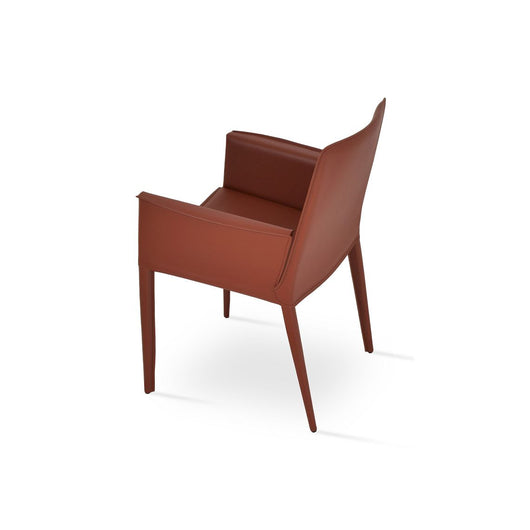 Sohoconcept Tiffany  Dining Chair - With Arms