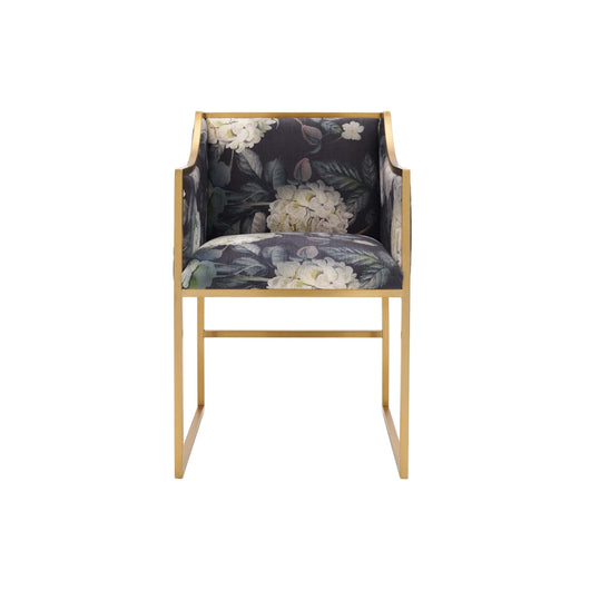 TOV Atara Dining Chair - Floral