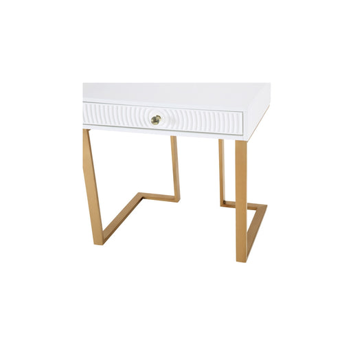 Janie Lacquer Side Table