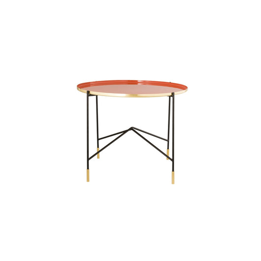 Enamel Petite Cocktail Table