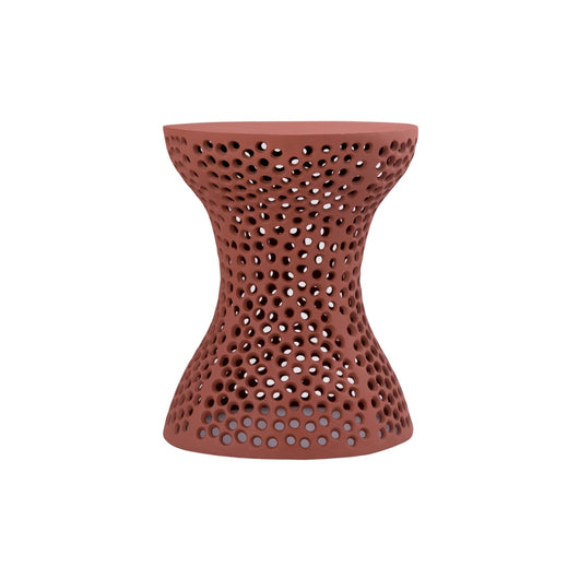 Rollo Textured Side Table