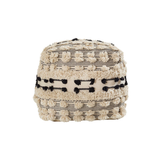 TOV  Balhi Cotton Pouf