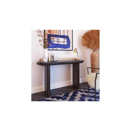 Braden Black Desk - Console Table