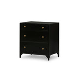 Belmont Storage Nightstand - set of 2