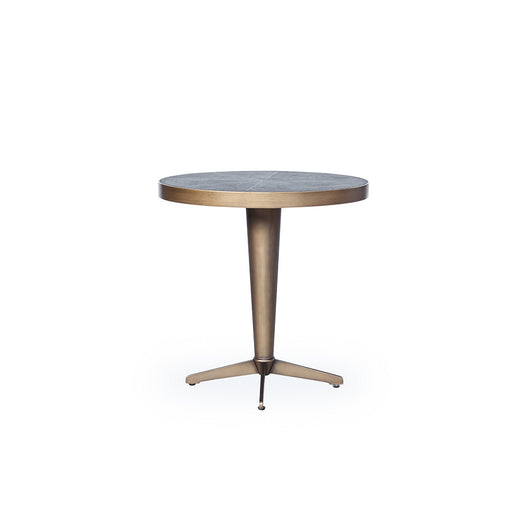 Bentley shagreen side tables