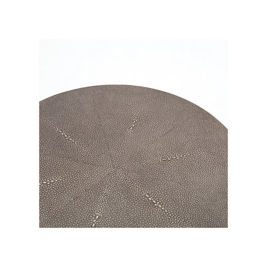 Bentley Shagreen Nesting Table