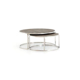 Bentley Shagreen Nesting Coffee Table
