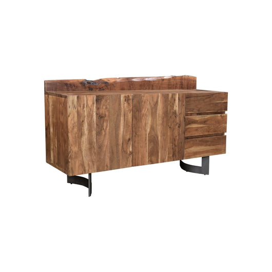 Bent Sideboard - Smoked