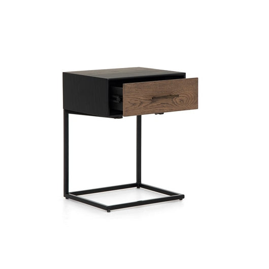 Agency August C Shaped Nightstand