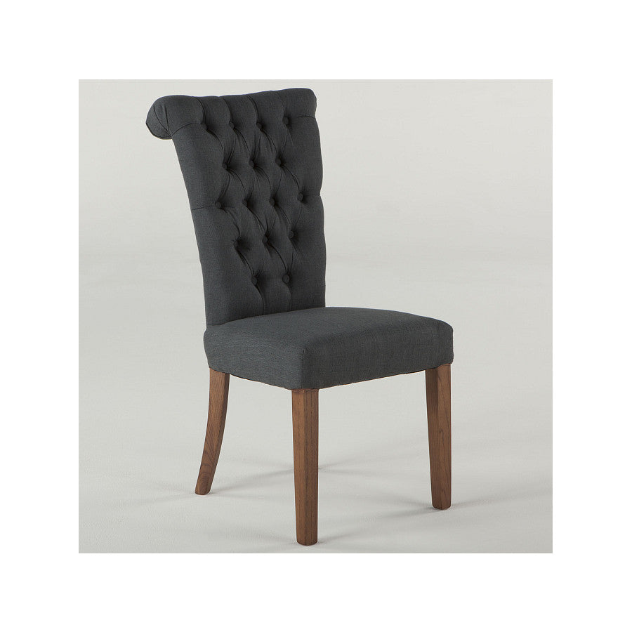 Groovy Rustic Modern Huma Dining Chair Ncnpc Chair Design For Home Ncnpcorg