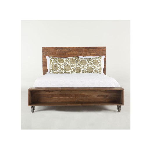 Rustic Modern Marco Bed - King