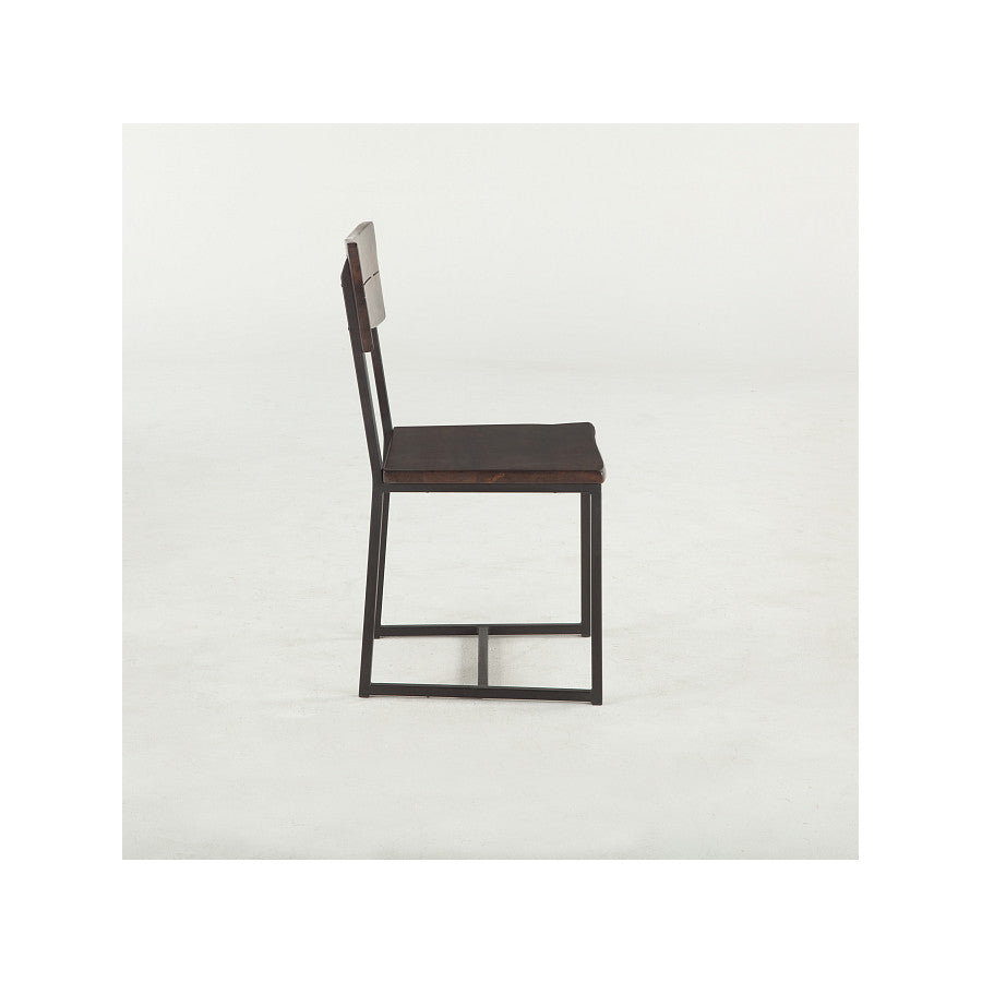 Prime Rustic Modern Carlo Dining Chair Ncnpc Chair Design For Home Ncnpcorg