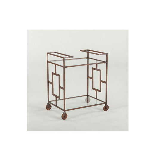 Rustic Modern Marcella Tolley Cart