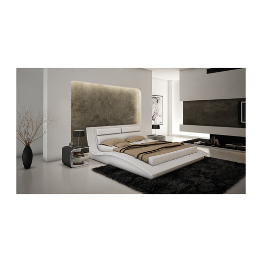 J&M Furniture Wave Bed