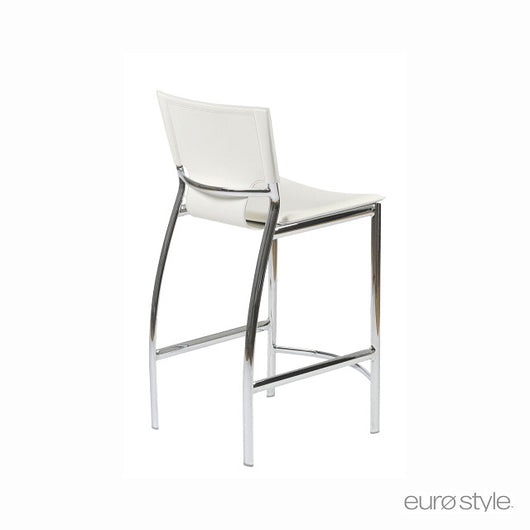 Euro Style Vinnie-C Counter Stool - Set of 2