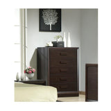 J&M Furniture Boston Chest and Mirror