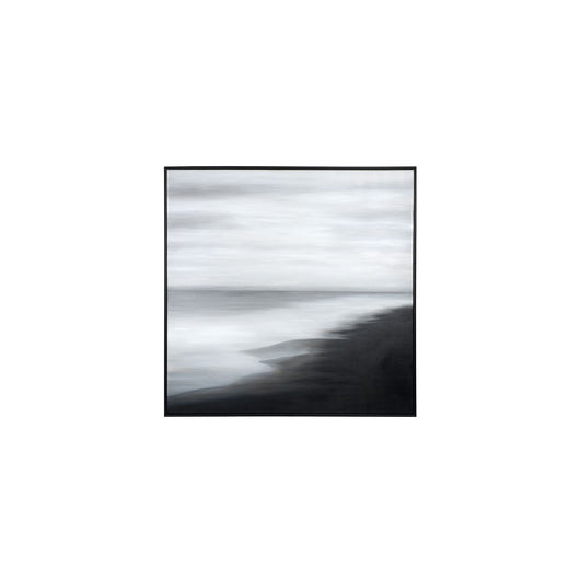 Sunpan The Shoreline - Framed Canvas