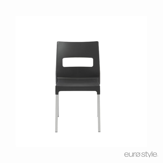 Euro Style Maxi Diva Side Chair - Set of 4