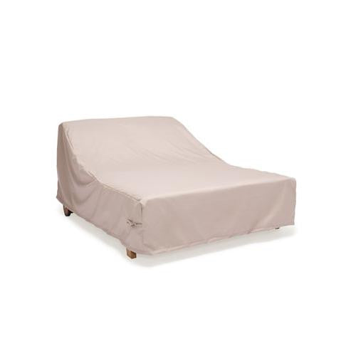 Caluco Double Chaise Cover