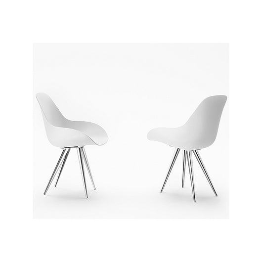 Kubikoff Angel Dimple Chair - Contract