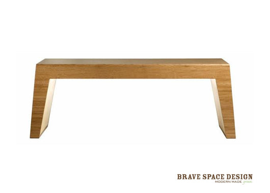 Brave Space Hollow Bench