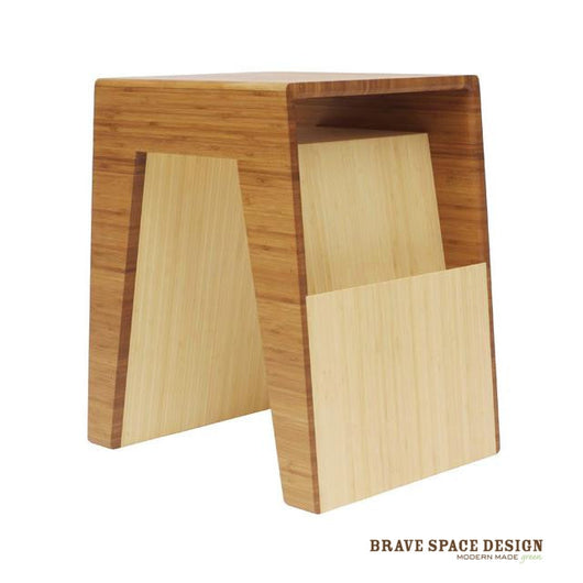 Brave Space Hollow End Table