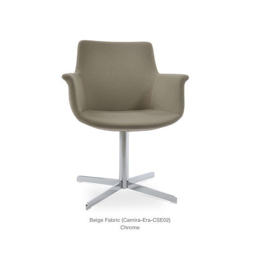 Sohoconcept Bottega 4 Star Chair
