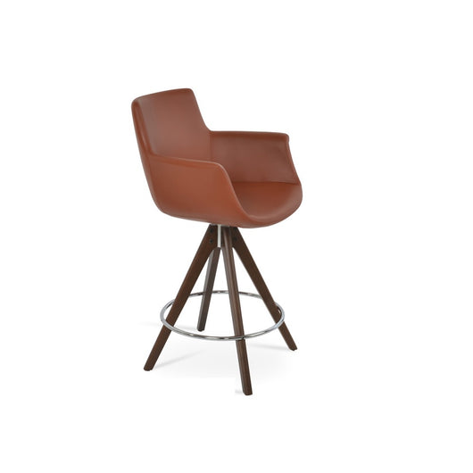 Sohoconcept  Bottega Pyramid  Bar Stool