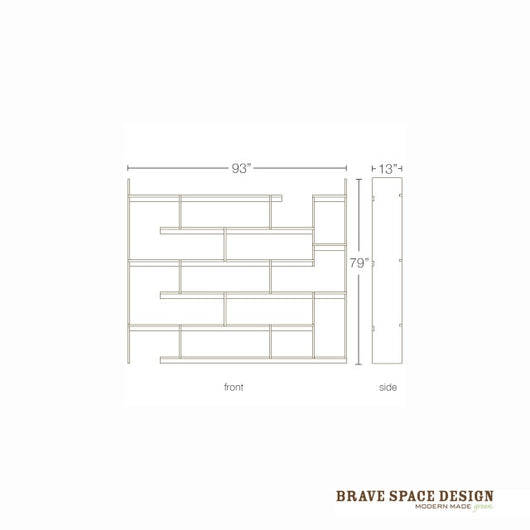 Brave Space Bamboo Stagger