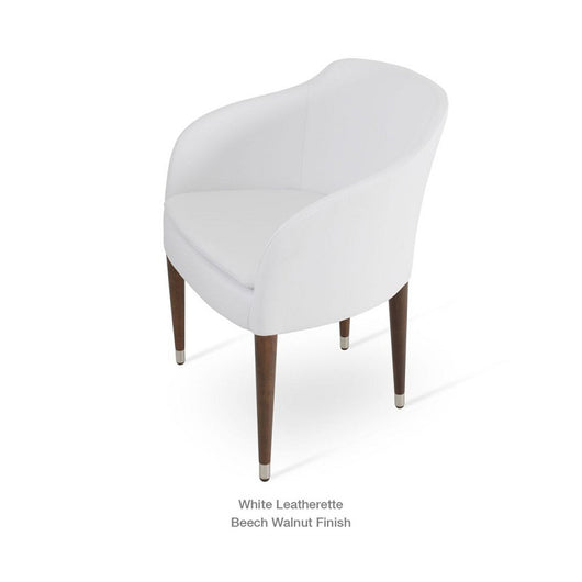 Sohoconcept Buca Wood Dining  Chair