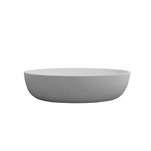 Control Brand Zen True Solid Surface Soaking Tub