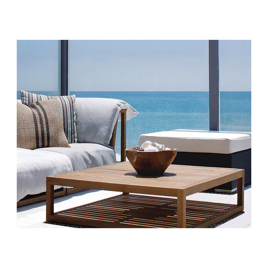 Caluco Cozy Coffee Table - Ottoman