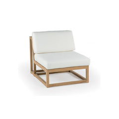 Caluco Cozy Middle Sectional Chair - A