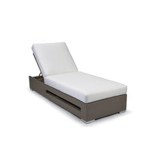 Caluco Tierra Single Chaise - Sunbrella A