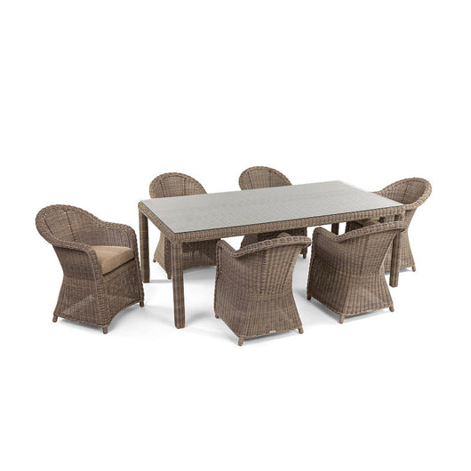 Caluco Amelie Rectangular Dining Table