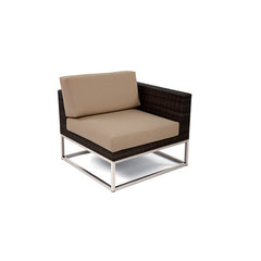 Caluco Mirabella Sectional Left Chair - Sunbrella A