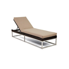 Caluco Mirabella Single Chaise - Sunbrella A