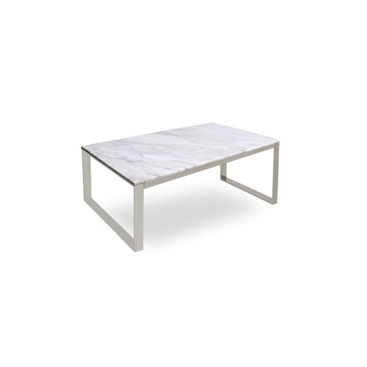Calvin Marble  Coffee Table