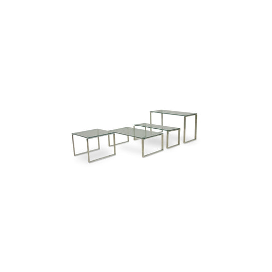 Calvin Glass Condo Table