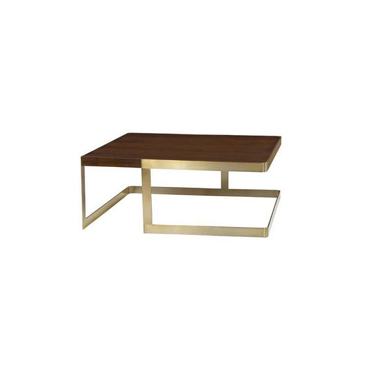 Allan copley caroline coffee table 40""