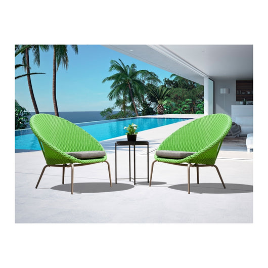 Reed Outdoor Chair - set of 2