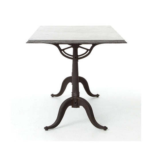 Hughes Parisian Dining Table - Bluestone