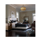 Metro Jefferson Upholstered Bed