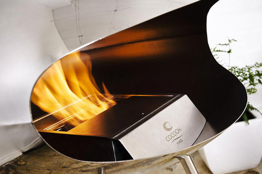 Cocoon Fires Cocoon Terra Stainless Steel