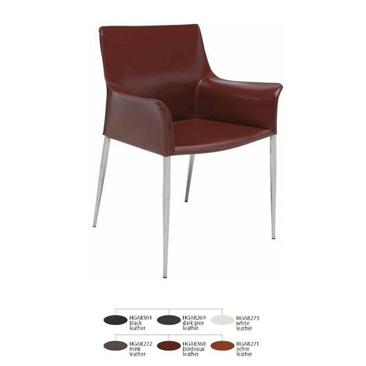 Nuevo Colter Dining Arm Chair